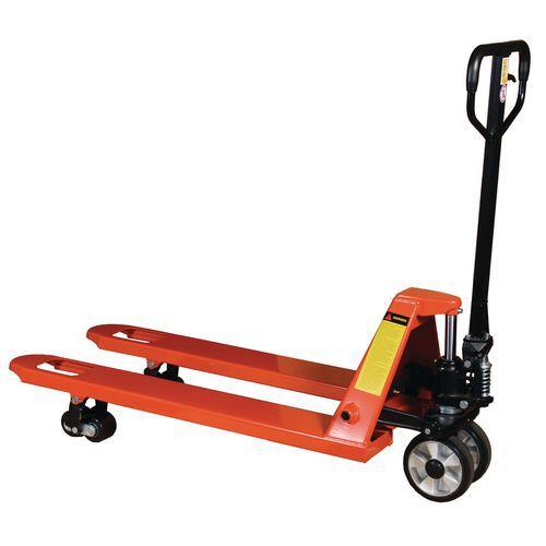 Paletový vozík Manutan