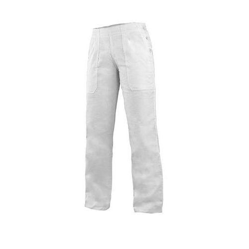 Dámské kalhoty CXS Darja II, bílé, vel. 54