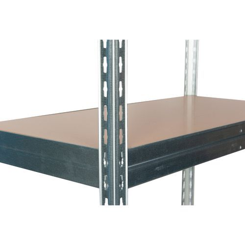 Rapid 3 Přídavná dřevovláknitá police, 90 x 60 cm, 265 kg, pozink