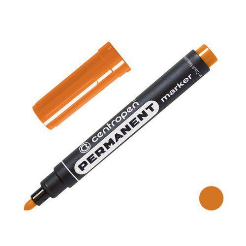 Popisovač CENTROPEN 8566, oranžový
