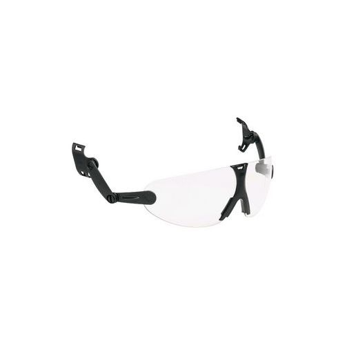 Nemlživé brýle na přilbu 3M V9C s čirými skly