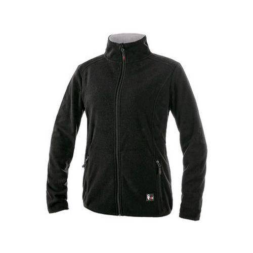 Mikina GRANBY LADY, dámská, fleece, černá