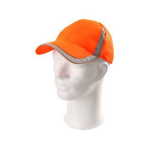 Reflexní kšiltovka ELY, oranžová