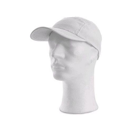 Čepice CXS AMOS, s kšiltem, letní, bílá