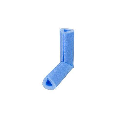Pěnový ochranný profil, rohový, vnitřní šířka 15 mm