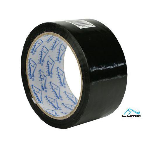 Luma lepicí páska černá 48 mm x 66 m