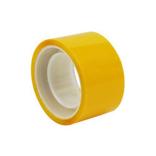 Lepící páska 24mm x 10m, žlutá