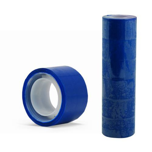 Lepící páska 24mm x 10m, modrá