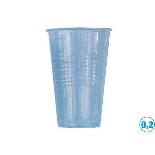 Kelímek 0,2l PP, transparentní