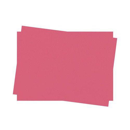 Jednorázové papírové prostírání Infibra 30 x 40 cm, červené, 250