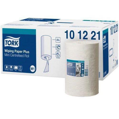 Papírové ručníky v miniroli Tork ADVANCED 420 bílá M1, 11ks