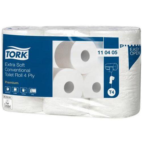 Toaletní papír Tork Premium Extra Soft 4vrstvy 153 útržků T4, 6ks