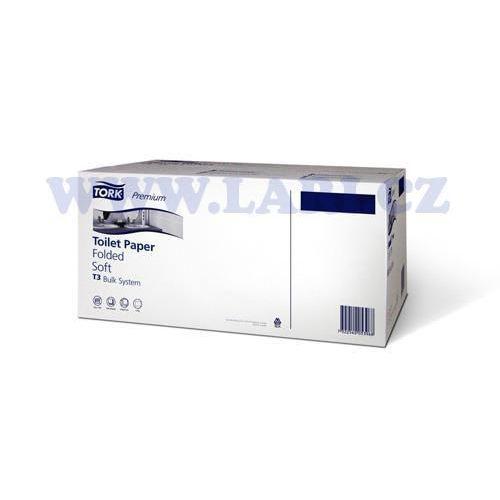 Toaletní papír skládaný Tork PREMIUM 2vrstvy T3, 7260ks