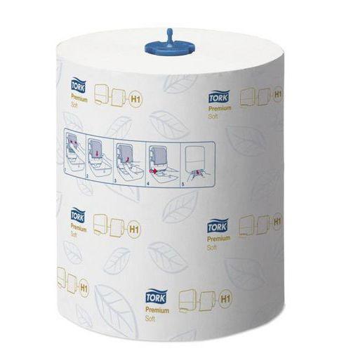 Papírové ručníky v MATIC roli Tork PREMIUM bílá TAD H1, 6ks