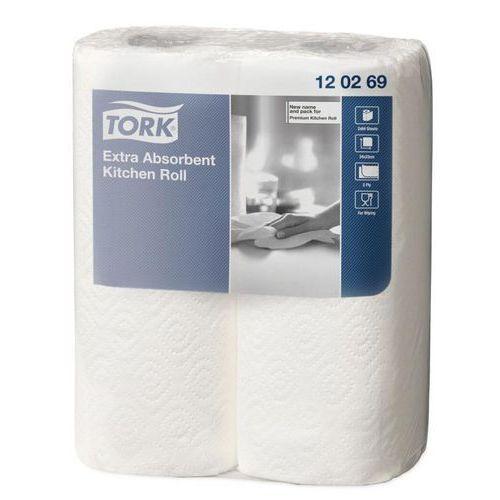 Papírové kuchyňské role Tork KITCHEN PLUS, 2ks
