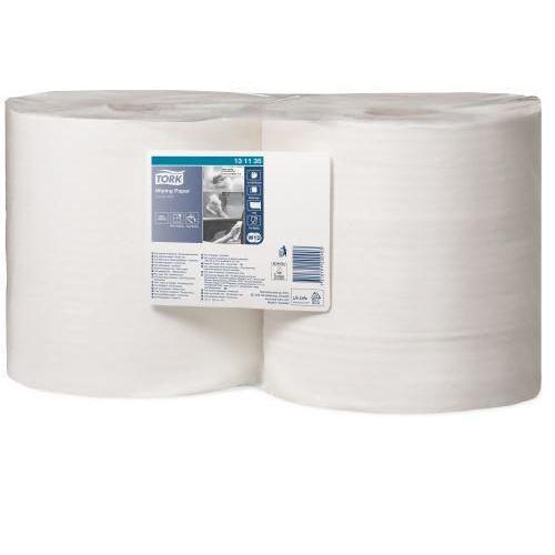 Průmyslová papírová utěrka Tork Advanced 415 malá role, 2ks
