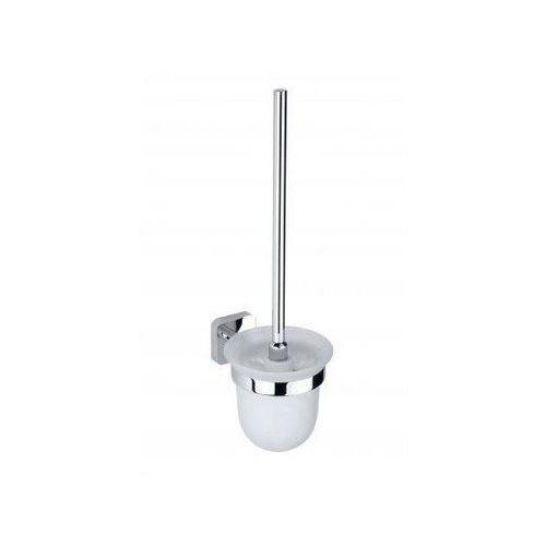 WC souprava závěsná chrom Orfeus, v 370mm