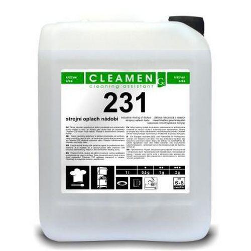 Cleamen 231 strojní oplach nádobí 5l