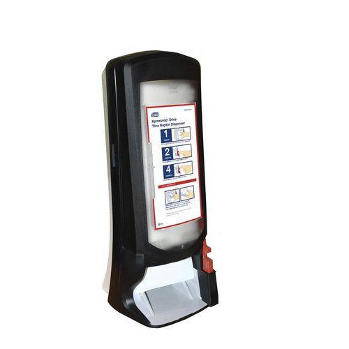 Vysokokapacitní zásobník Tork Xpressnap Drive Thru na ubrousky N4