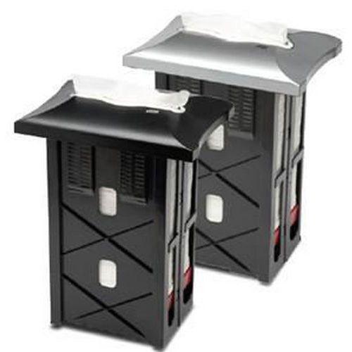 Zabudovatelný zásobník Tork na papírové ubrousky N4 plast/černý