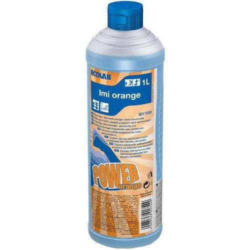 Univerzální čistící prostředek IMI Orange 1l na podlahy a povrchy