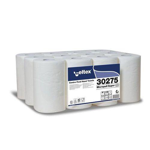 Papírové ručníky v miniroli Celtex Super bílá 2vrstvy, 12ks