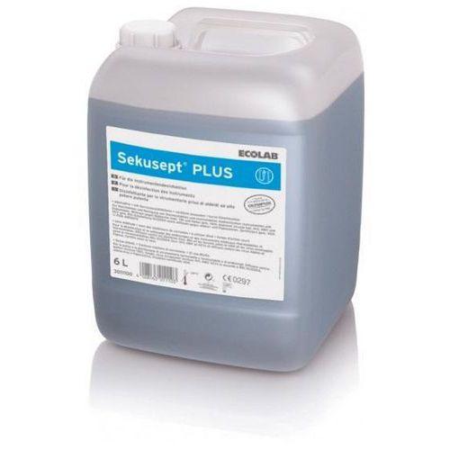 Dezinfekční a čistící prostředek Sekusept Plus 6l na nástroje