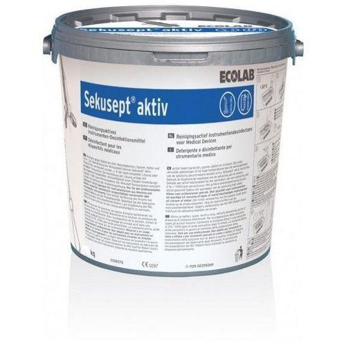 Dezinfekční přípravek Sekusept Aktiv 1,5kg dóza pro nástrojovou dezinfekci