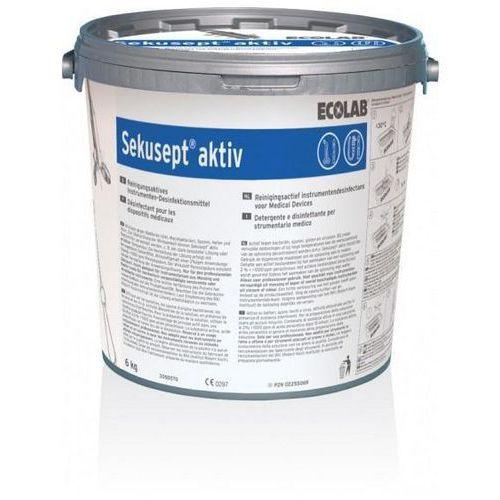 Dezinfekční přípravek Sekusept Aktiv 6kg pro nástroje a plochy