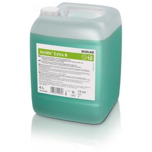 Dezinfekční prostředek na plochy a předměty Incidin EXTRA N 6l