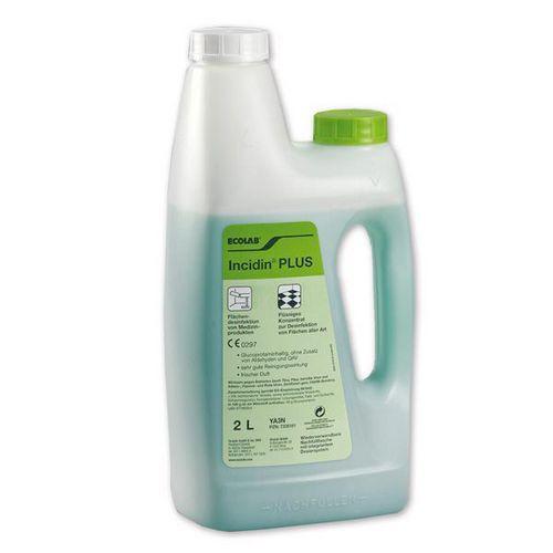 Dezinfekční koncentrovaný přípravek Incidin Plus 2l pro plochy a povrchy