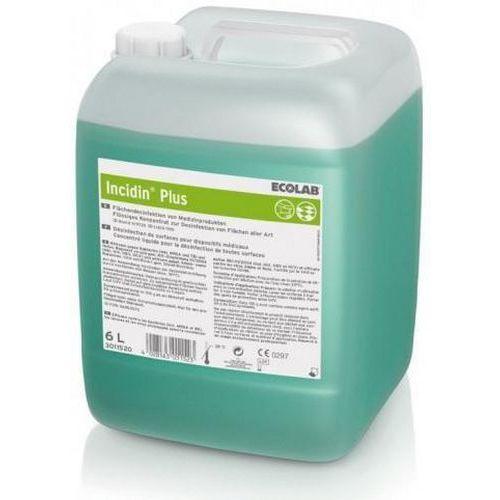 Dezinfekční koncentrovaný přípravek Incidin Plus 6l pro plochy a povrchy
