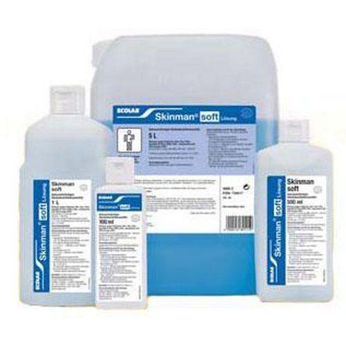 Dezinfekční přípravek Skinman Soft Protect 1000ml, s virucidní účinností