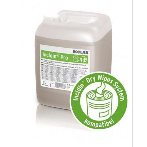 Dezinfekční a čistící prostředek Incidin PRO 2l kapalný dezinfekční a čisticí prostředek
