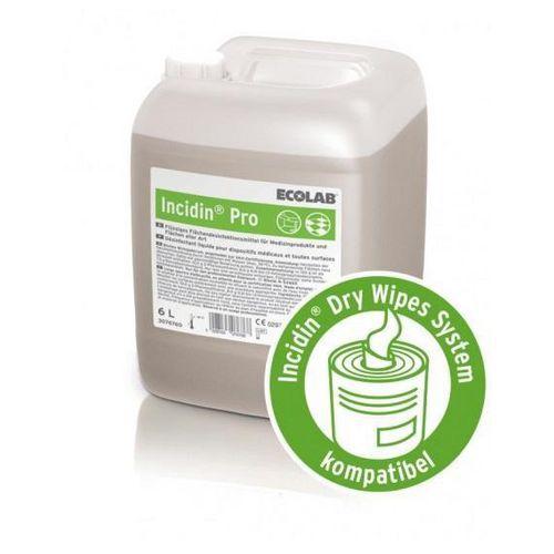 Dezinfekční koncentrovaný přípravek Incidin PRO 6l pro plochy a povrchy