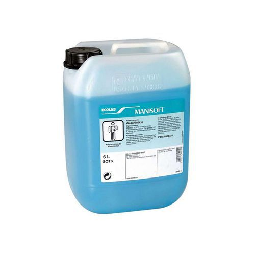 Mycí emulze Manisoft se zvlhčujícím účinkem 6l