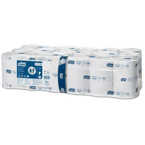 Bezdutinkový toaletní papír Tork Mid-Size Advanced 2vrstvy bílý