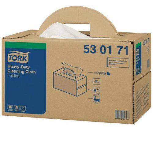 Netkaná textílie Tork Premium 530 bílá Handy Box, 200ks