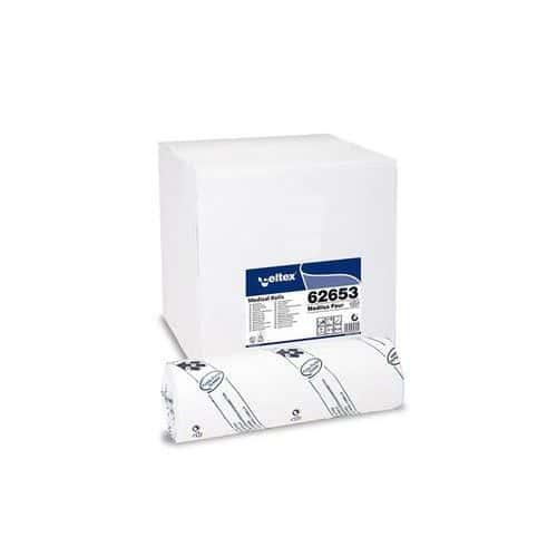 Podložky na vyšetřovací lůžka Celtex Medilux šíře 39cm, 2 vrstvy, 50m, 9ks