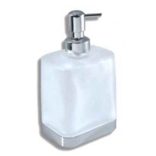 Dávkovač mýdla sklo chrom 40ml