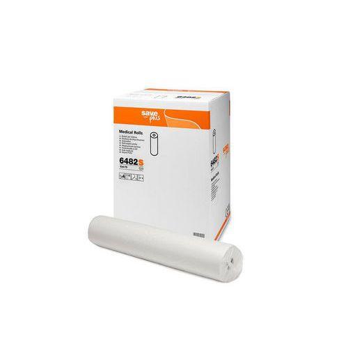 Podložky na vyšetřovací lůžka Celtex S-Plus šíře 60cm, 2vrstvy, 68m, 6ks