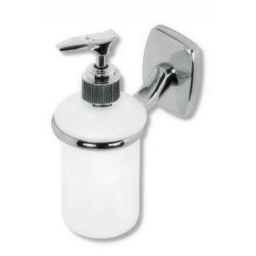 Dávkovač mýdla, sklo/chrom, objem 0,15l