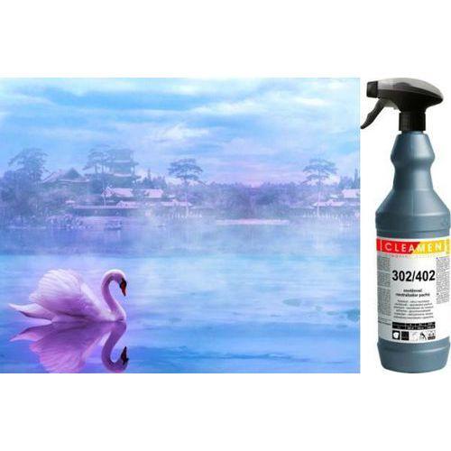 Cleamen 302/402 osvěžovač-neutralizátor pachů 1l, Gentle Swan