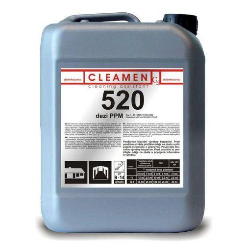 Cleamen 520 dezi PPM pevné plochy s mycím účinkem 5l