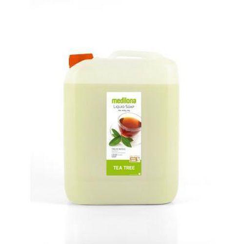 Tekuté mýdlo Tea Tree 5l, lehčený kanystr
