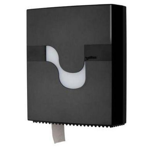 Zásobník Celtex na toaletní papír Maxi černý plast