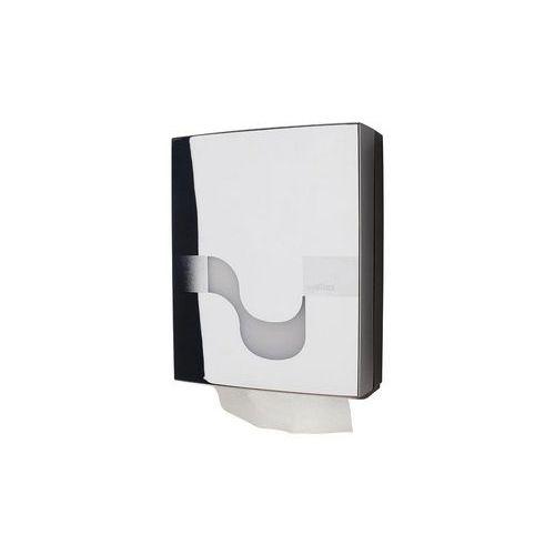 Zásobník na skládané papírové ručníky Celtex chrome