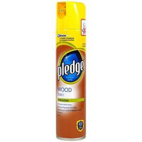 Pronto Pledge 5v1 WOOD Classic 250ml hnědé