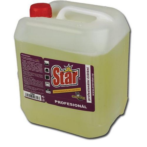 STAR profesionál 5l univerzální čistič a odmašťovač