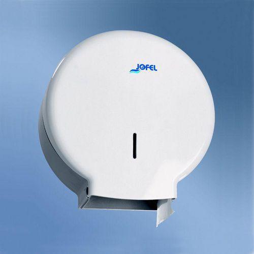 Zásobník toaletního papíru JOFEL Maxi bílý plast